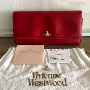 Vivienne Westwood Travel Clutch Bag
